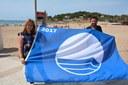 Banderes blaves per a les platges de l'Arrabassada, la Móra, la Sabinosa i Tamarit