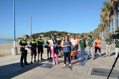 Divendres s'inicia la temporada de platges de Tarragona