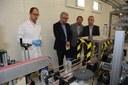 Tarragona té una planta embotelladora d'aigua de l'aixeta per fer front als talls de subministrament d'aigua de llarga durada