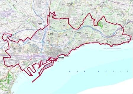 El mapa estratègic de soroll de l'aglomeració del Tarragonès està exposat al públic fins al 18 de gener