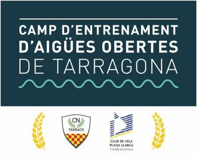 Encapçalament camp dd'entrenament d'aigües obertes de Tarragona