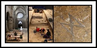 Excavacions de la Catedral