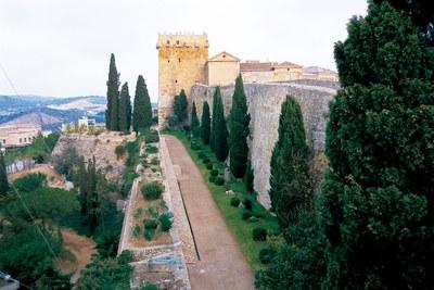 les muralles-passeig arqueològic