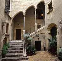 Escales de la Casa Castellarnau