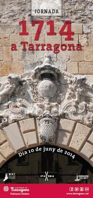 Tarragona se suma als actes del Tricentenari