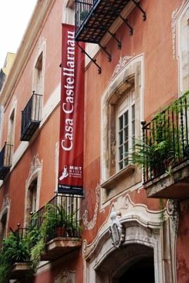 Canvi d'horaris a Casa Canals i Casa Castellarnau