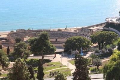 Tancament de l'Amfiteatre el 15 de setembre a la tarda