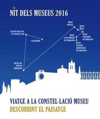 Vuit espais culturals de la ciutat participen de la Nit dels Museus