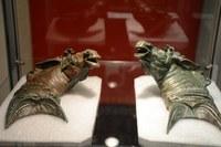 """La sumptuositat del mobiliari romà explicat a partir de les """"fulcra"""""""