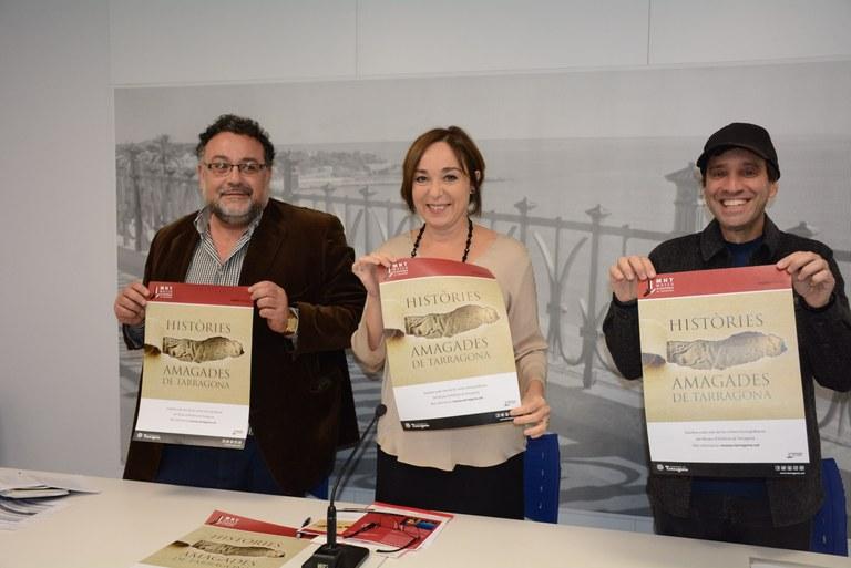 Patrimoni estrena el cicle 'Històries Amagades de Tarragona' per descobrir el patrimoni històric de la ciutat