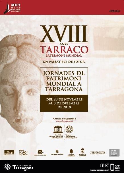 Cap de setmana de portes obertes i visites guiades al patrimoni de Tàrraco