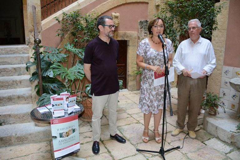 La segona edició 'Històries Amagades de Tarragona' arriba amb deu noves propostes