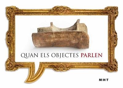 Una teula amb una inscripció històrica, nova peça del mes de 'Quan els objectes parlen'