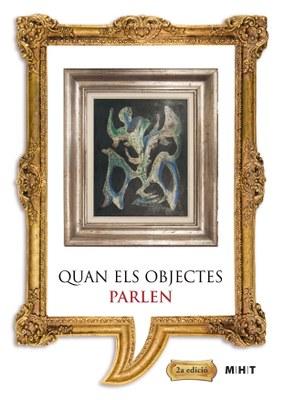 Un quadre d'Antonio Saura, protagonista de la peça del mes d'abril