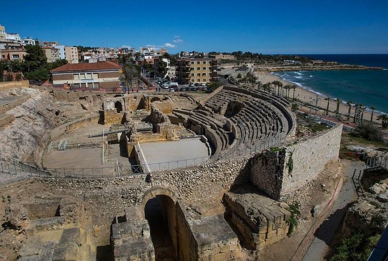 Dilluns reobren tres dels recintes del Conjunt Arqueològic de Tàrraco