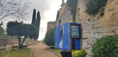 L'Ajuntament lidera un projecte d'escaneig làser i fotogrametria a diferents elements patrimonials