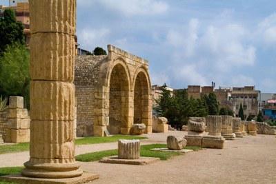 S'ajorna la reobertura dels recintes del conjunt arqueològic de Tàrraco