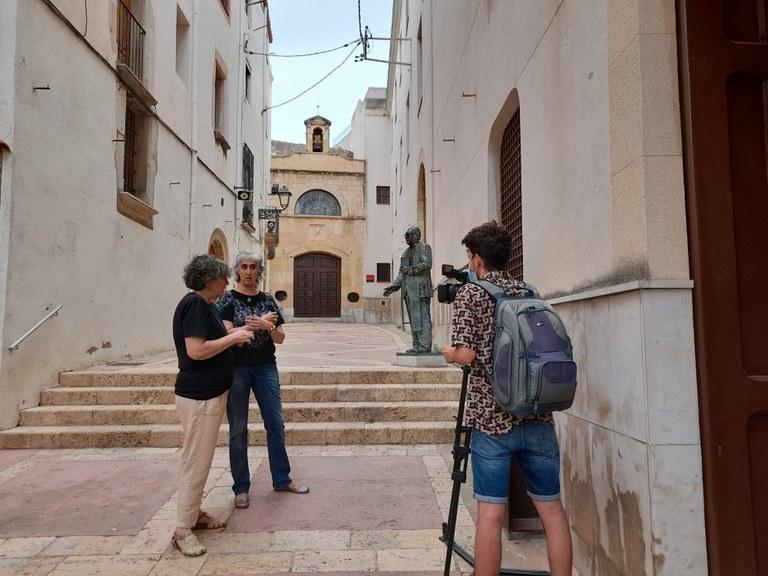 Aquest dimecres s'emet un nou episodi de les 'Dones a la Història de Tarragona' al programa 'I molt +' de Tac12