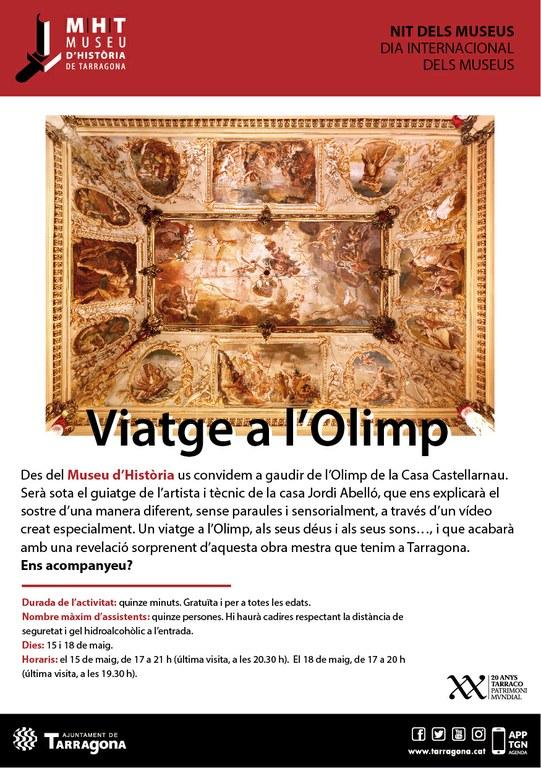 El Museu d'Història i el Centre d'Art participen en la Nit dels Museus
