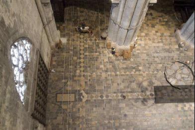Conveni de col·laboració per iniciar les primeres intervencions arqueològiques dins la Catedral de Tarragona
