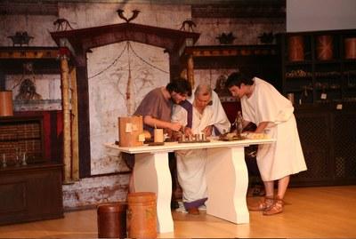 Dues activitats sobre August i la seva estada a Tàrraco marquen els actes del Xè aniversari de la declaració de Patrimoni Mundial per a aquest cap de setmana