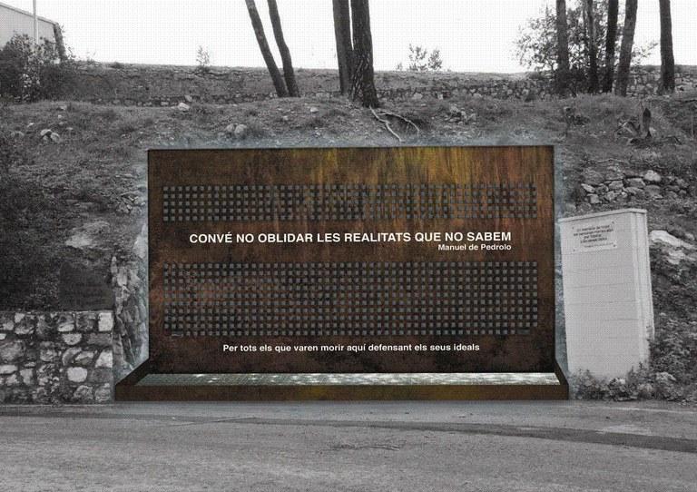 El Concurs per al projecte d'adequació del Camí de l'Oliva ja té guanyadors