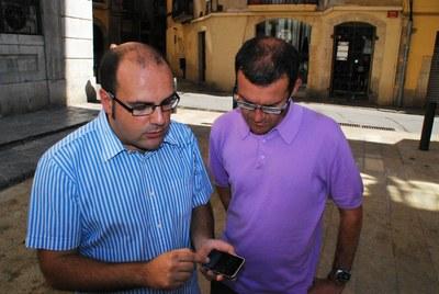 La informació dels monuments de Tarragona, més accessible amb un sistema de descàrregues al mòbil gratuït