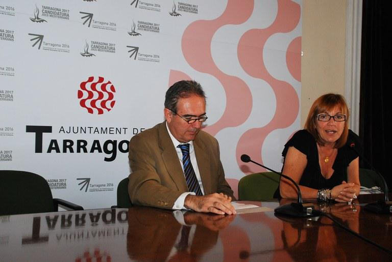 L'Ajuntament de Tarragona col·labora amb el viatge del 50è aniversari del retrobament amb la ciutat agermanada de l'Alguer