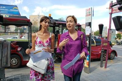 El trenet turístic amplia el recorregut fins al Serrallo passant per la Tarragona Modernista