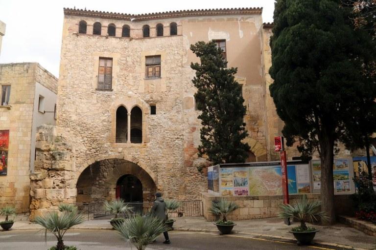 L'Ajuntament adjudica la primera fase de l'execució de les obres de Ca l'Agapito a l'empresa Rècop Restauracions Arquitectòniques S.L.