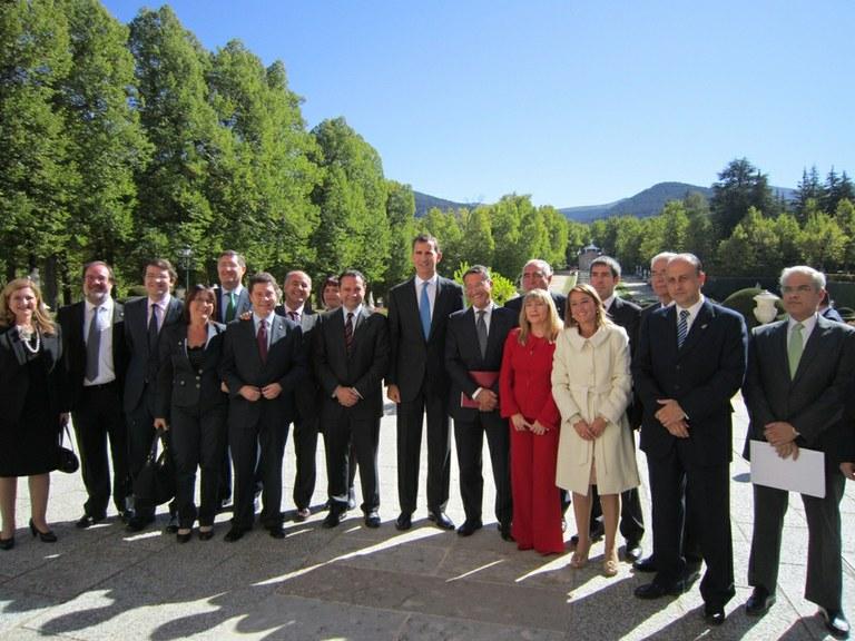 Tarragona participa a l'assemblea del Grup Ciutats Patrimoni de la Humanitat