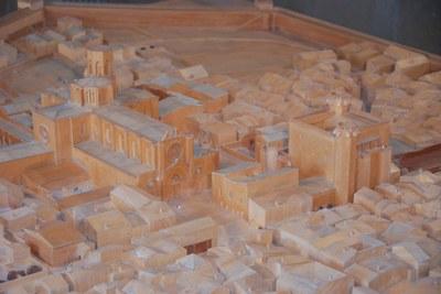 10è aniversari de la maqueta de la Tarragona Medieval