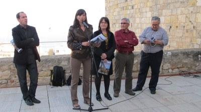 Ahir es va presentar el monogràfic de la Tarragona Romana de la revista 'Descobrir Catalunya'