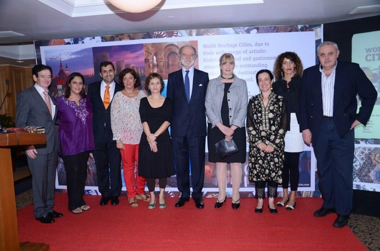 La ciutat de Tarragona es presenta a l'Índia