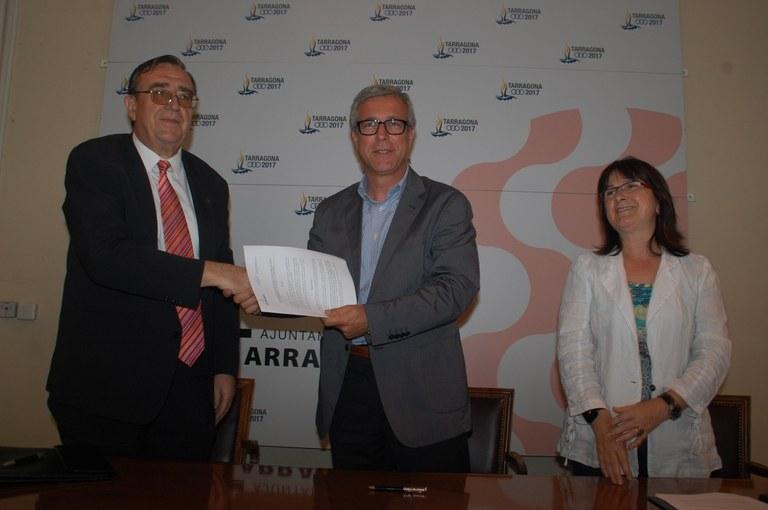 Tarragona acollirà un Congrés Internacional d'Arqueologia Clàssica