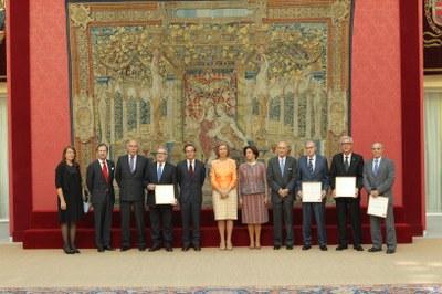 """Tarragona ha estat guardonada amb el premi """"Hispania Nostra 2012"""""""