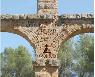 El Parc Ecohistòric del Pont del Diable serà un espai d'aprenentatge del patrimoni històric i natural
