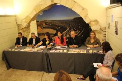 Presentada la 'Ruta dels primers cristians de Tàrraco'
