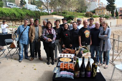 Tàrraco a taula posa l'èmfasi en el pa, el vi i la cervesa romana