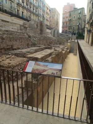 El Circ recupera el seu passat romà amb les millores a la Porta Triumphalis i les graderies nord
