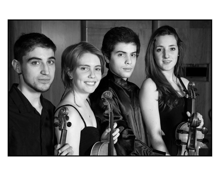 El Quartet Iberia actua aquest dissabte a la Casa Canals
