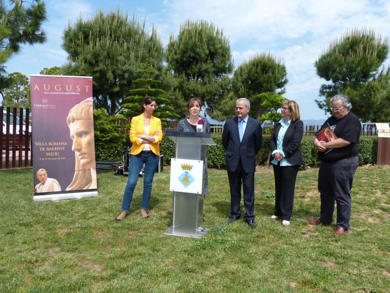 Salou s'incorpora a Tarraco Viva amb activitats específiques a la Vil·la de Barenys