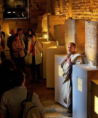 """Jornada """"Tàrraco, un passat ple de futur"""", sobre projectes del patrimoni històric de la ciutat"""