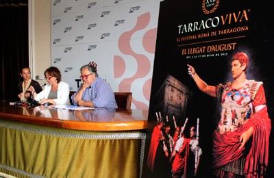 El Festival Tarraco Viva perpetua el seu èxit amb més de 400 actes en la 17a edició