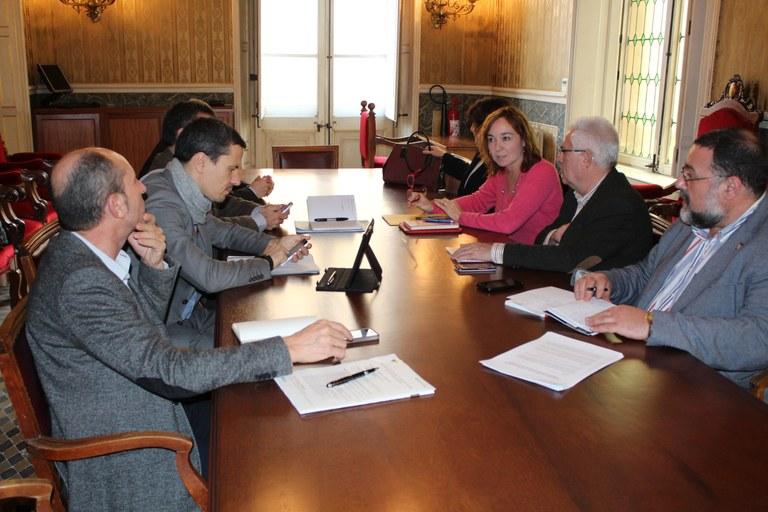 Es constitueix la Comissió Paritària de Seguiment de l'acord marc sobre Tàrraco. Patrimoni Mundial