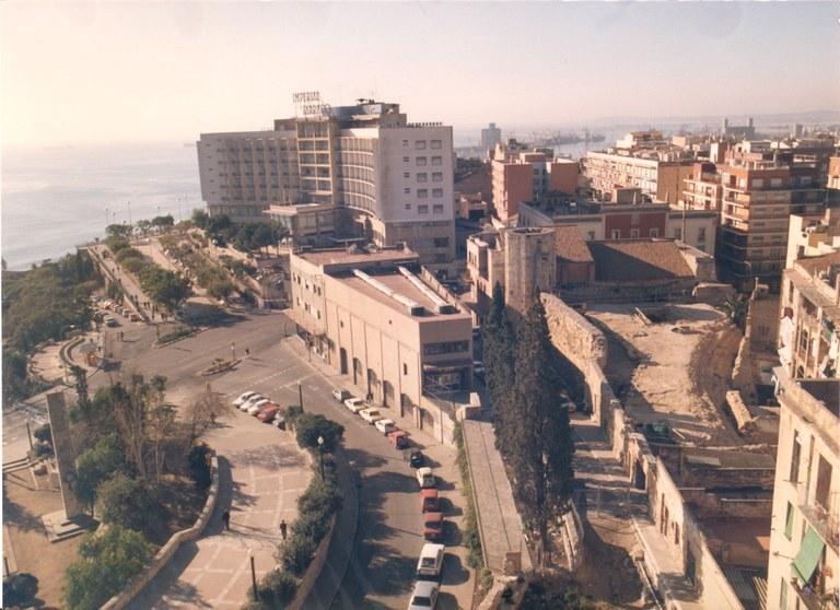 Inauguració de la plaça de la Unesco i presentació de la moneda de Tàrraco