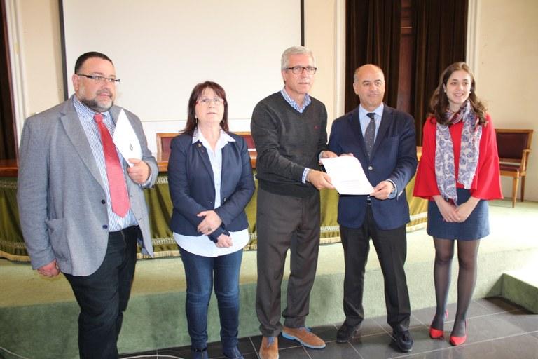 Tarragona presenta el Llibre blanc del Patrimoni
