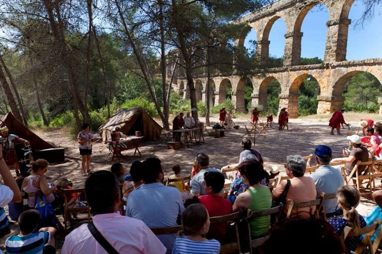 Tarragona Turisme i Tàrraco Viva aspiren a tres premis europeus de promoció i estratègia turística