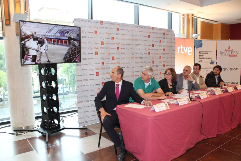 """Ingeniería romana"" s'endú un bronze al Festival Internacional de Televisió i Cinema de Nova York"
