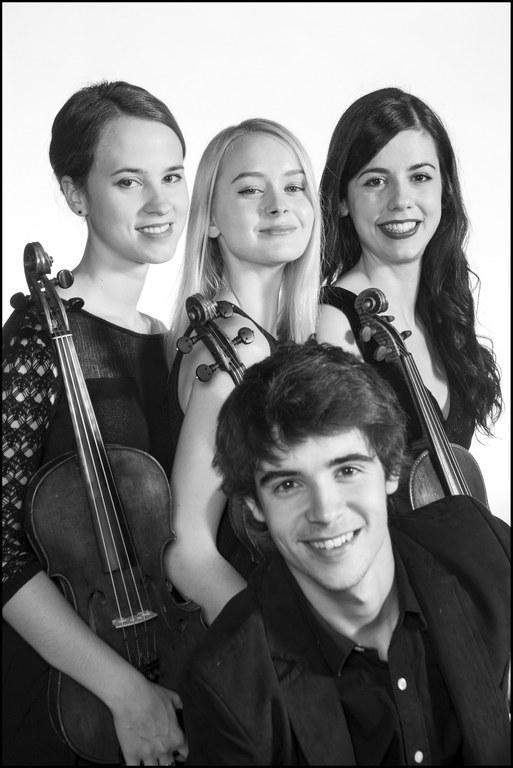Casa Canals acull el concert del Quartet Mendelssohn